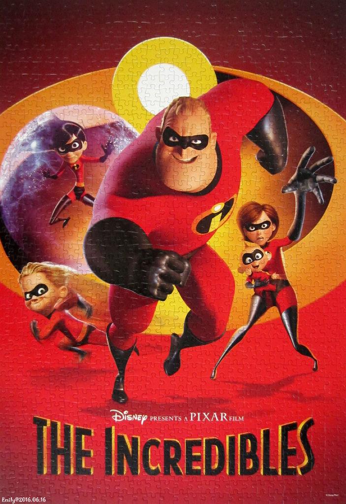 《艾‧拼圖-573》The Incredibles.jpg