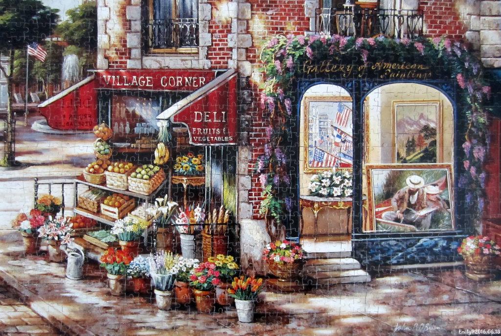 《艾‧拼圖-574》The Village Corner.jpg