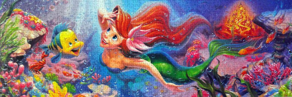 《艾‧拼圖-611》Little Mermaid.jpg