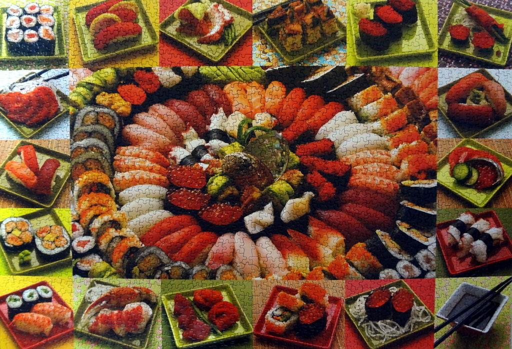《艾‧拼圖-683》Plenty of Sushi.JPG