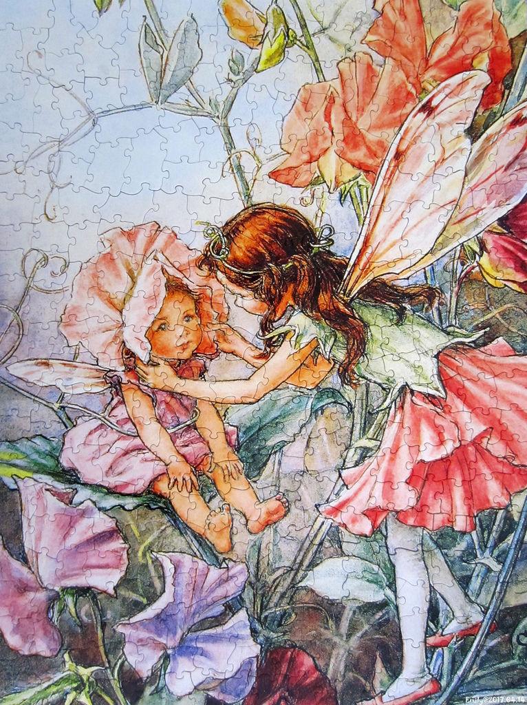 《艾‧拼圖-795》Sweet Pea Fairy-1.jpg