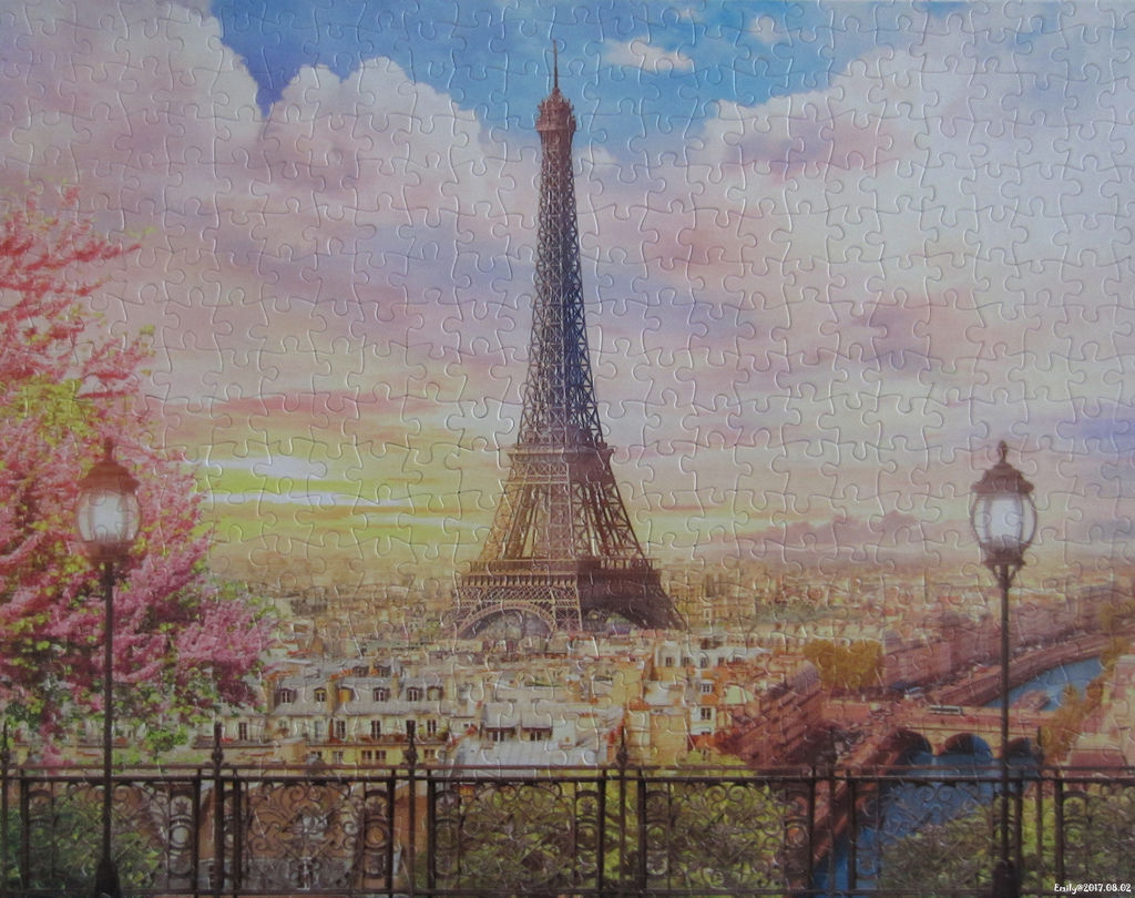 《艾‧拼圖-860》Romantic Paris.jpg
