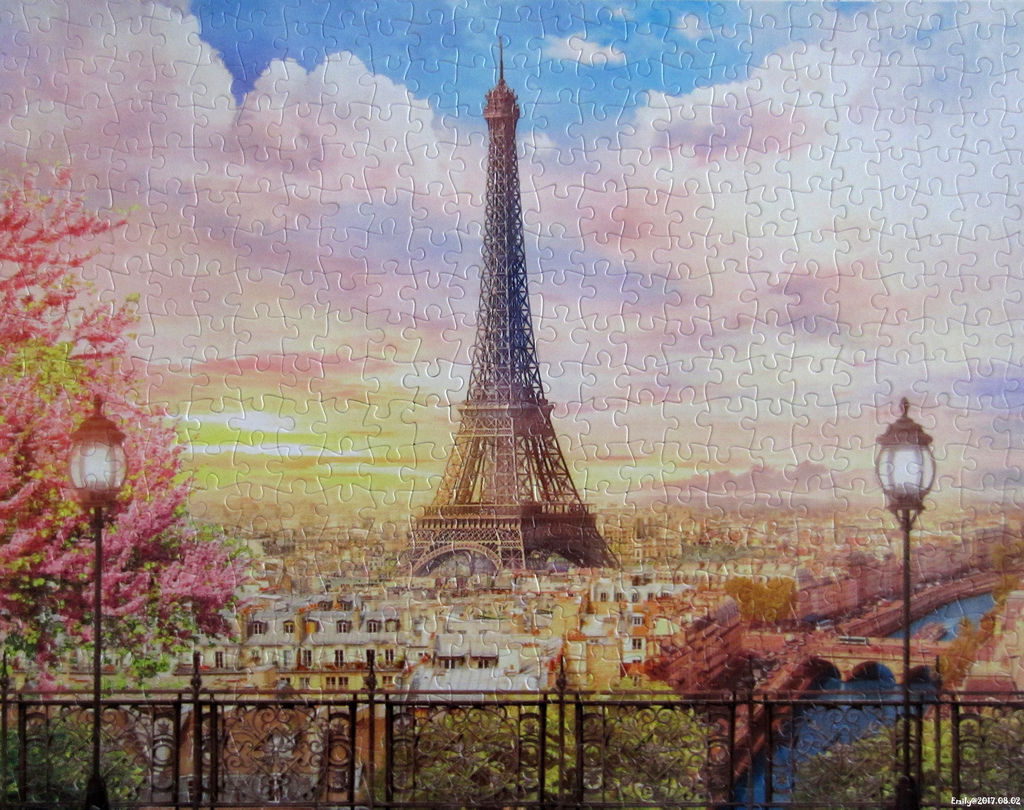 《艾‧拼圖-860》Romantic Paris-1.jpg
