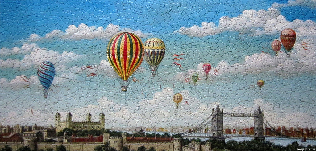 《艾‧拼圖-918》Ballooning Over London.jpg