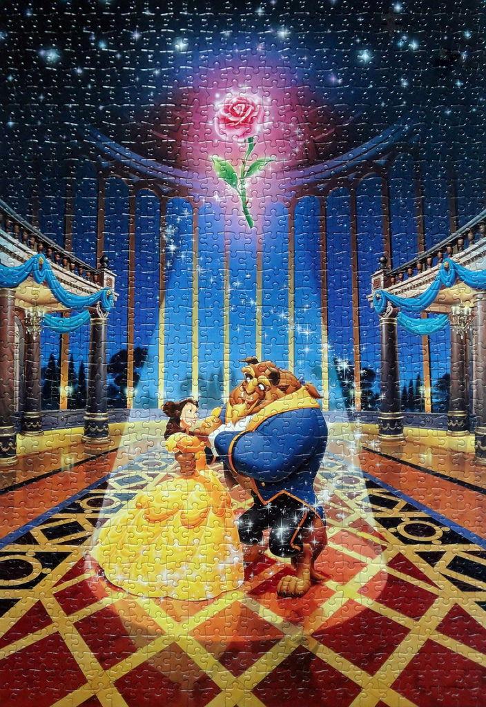 《艾‧拼圖-982》Beauty and the Beast.JPG