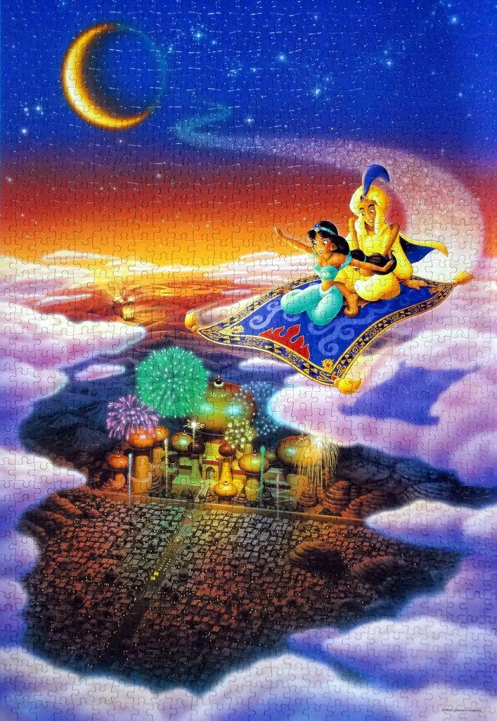 《艾‧拼圖-984》A Whole New World(Aladdin).jpg