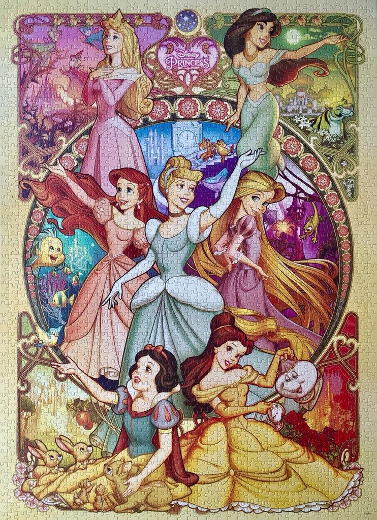 《艾‧拼圖-1007》 Disney Princess.jpg