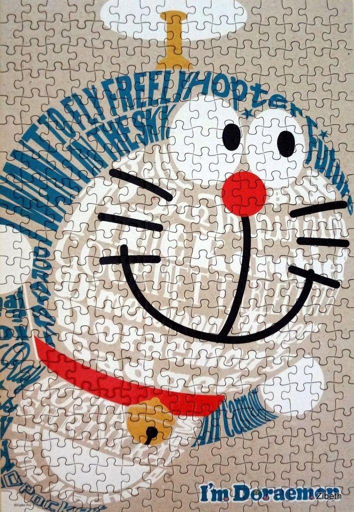 《艾‧拼圖-1025》I'm Doraemon ~ Art Typo ~.jpg