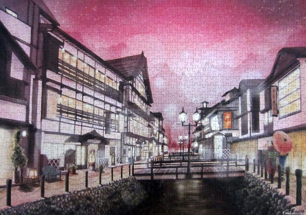 《艾‧拼圖-1089》Starry night of Yamagata.jpg
