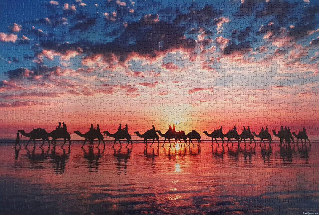 《艾‧拼圖-1114》Broome of twilight (Australia).jpg
