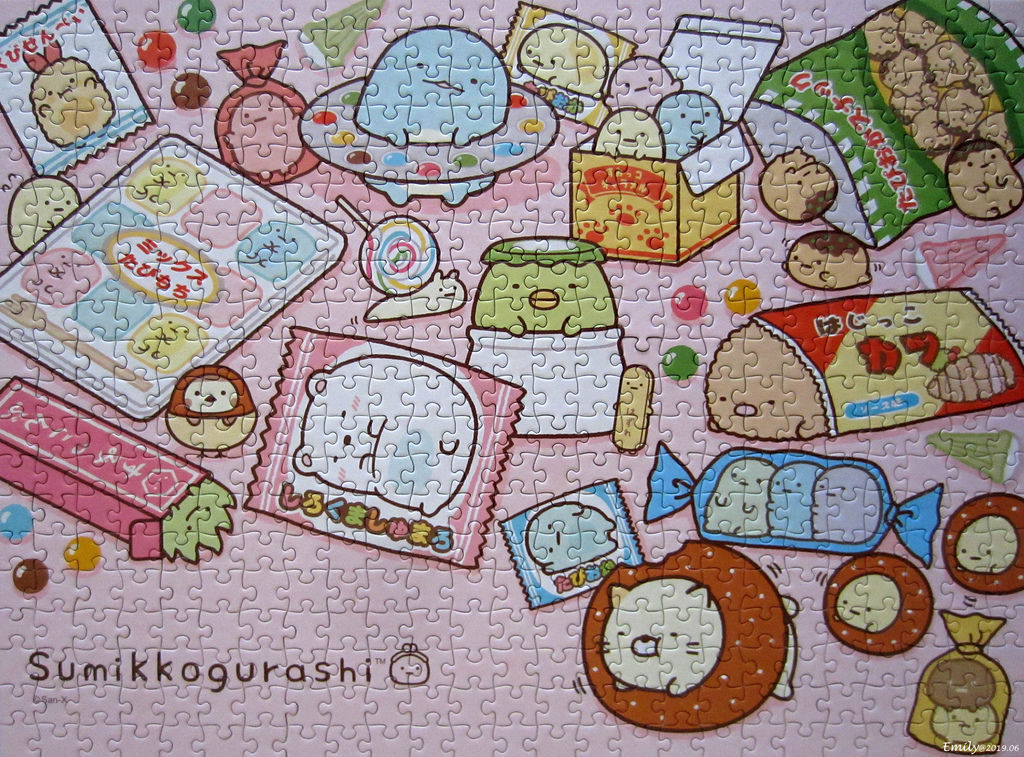 《艾‧拼圖-1135》Sumikko Gurashi.jpg