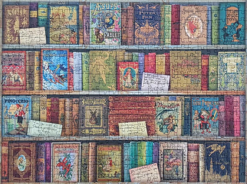 《艾‧拼圖-1190》Vintage Library.jpg