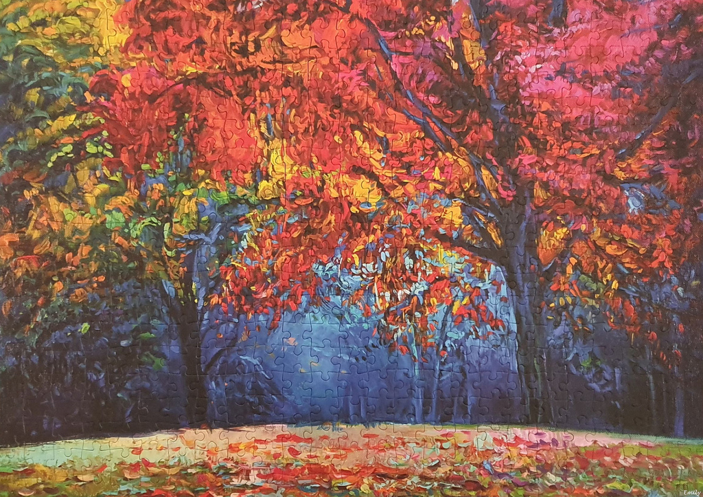 《艾‧拼圖-1191》Autumn Forest.jpg