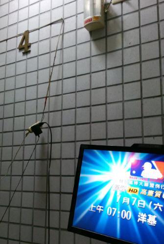 4樓檢測訊號