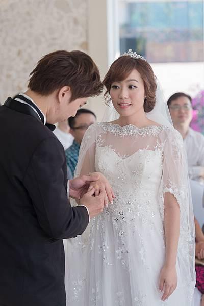 結婚-交換戒指