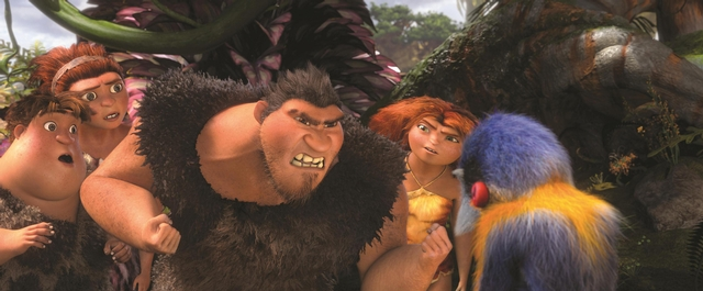 The Croods(2)