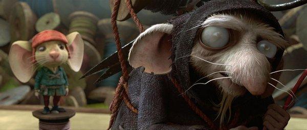 The Tale of Despereaux(5)
