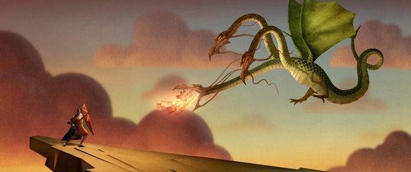 The Tale of Despereaux(8)