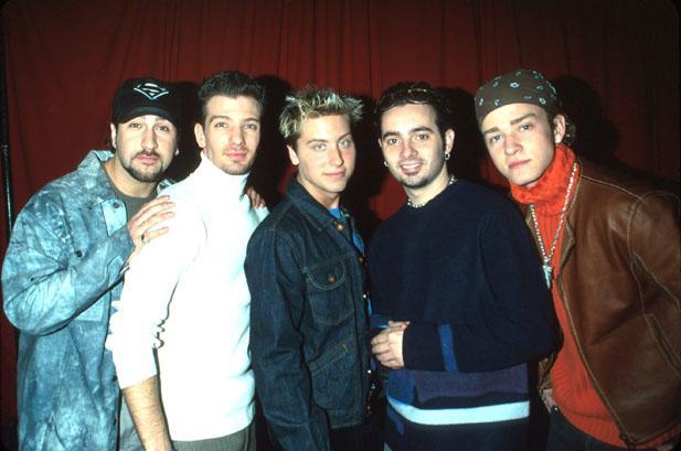 Justin Timberlake NSYNC (1)
