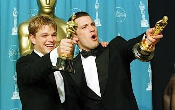 Ben Affleck & Matt Damon (1)
