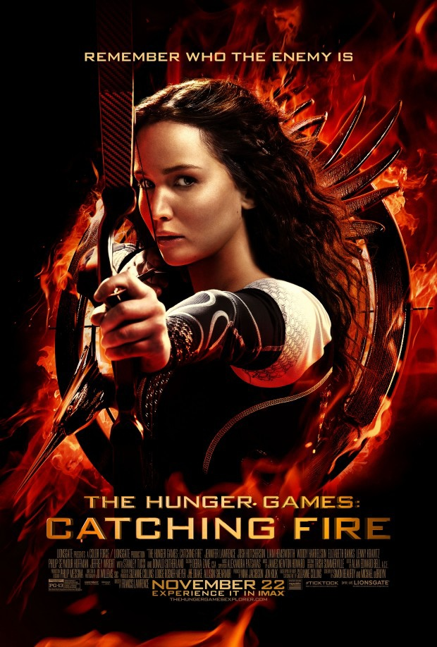 The Hunger Games2 Catching Fire