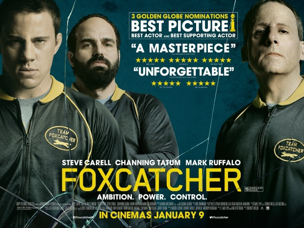 Foxcatcher_UK-Poster
