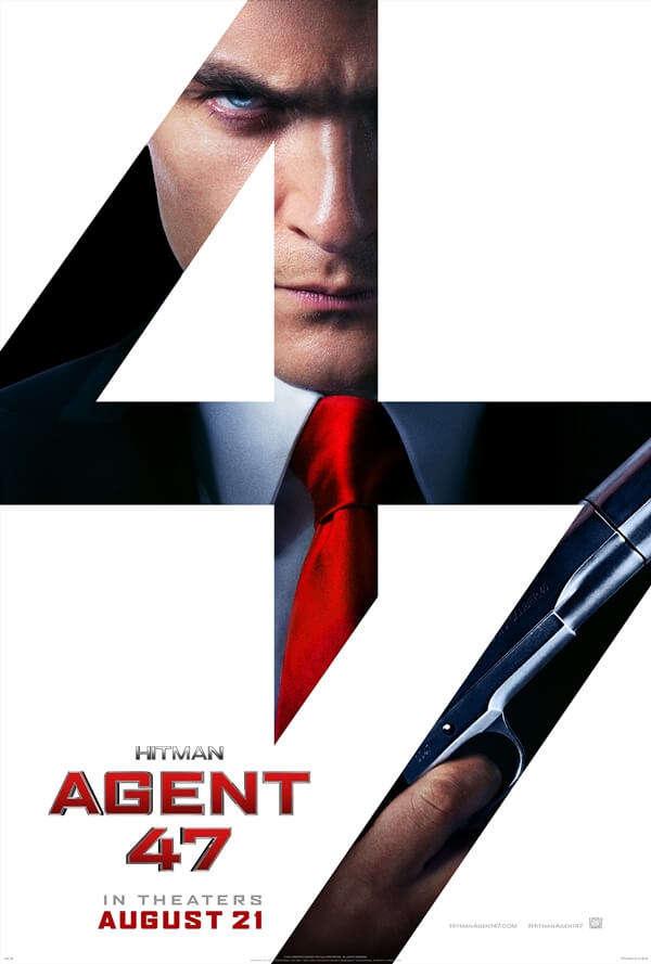 Hitman- Agent 47