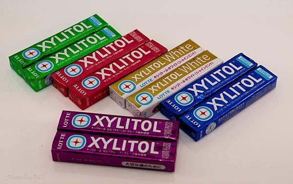 XYLITOL口香糖