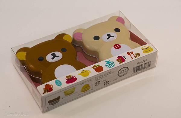 拉拉熊糖果盒