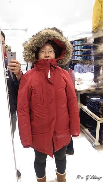 uniqlo大衣