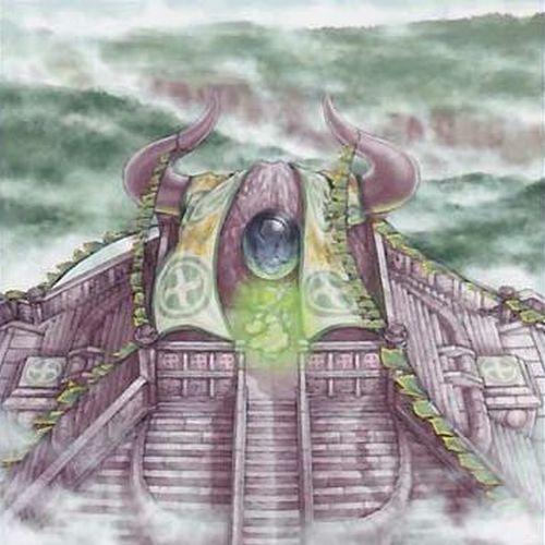 霞之谷的祭壇