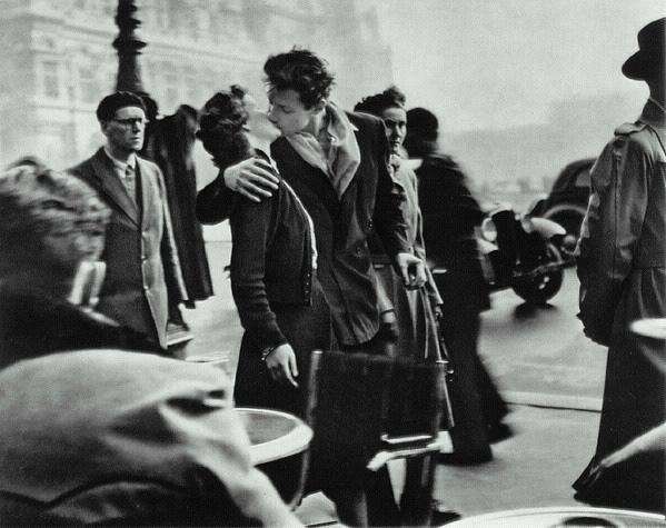最著名的吻