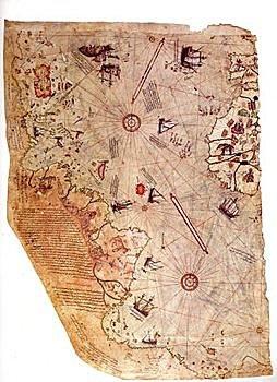 皮耳里斯地圖