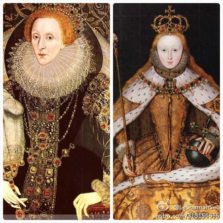 伊莉莎白一世金蘋果