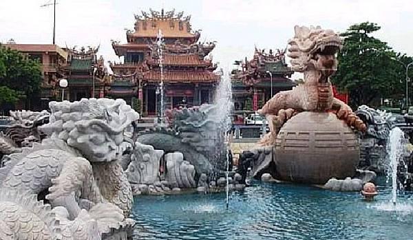 仙公廟龍池