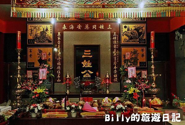 2011基隆中元祭-三姓公開龕門001.JPG