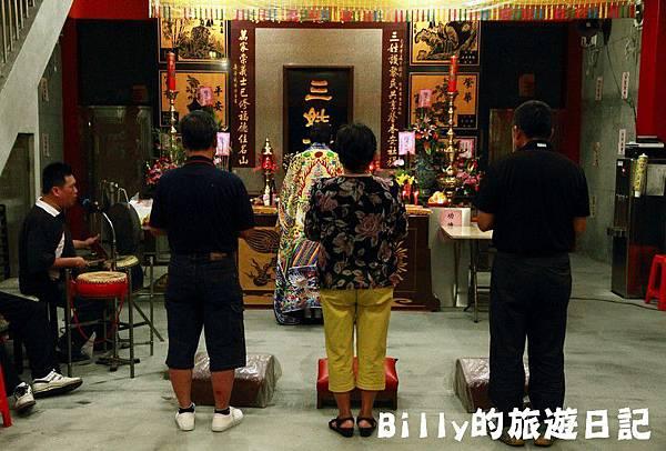 2011基隆中元祭-三姓公開龕門003.JPG