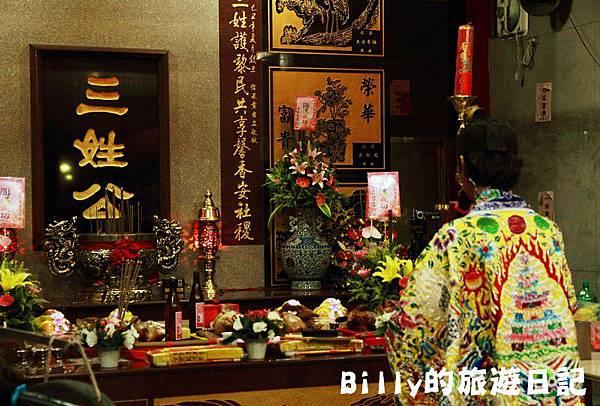 2011基隆中元祭-三姓公開龕門005.JPG