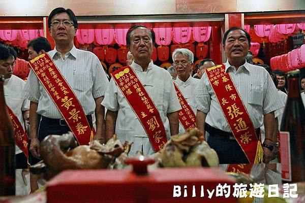 2011基隆中元祭-三姓公開龕門013.JPG