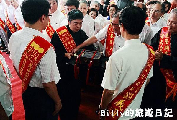 2011基隆中元祭-老大公廟開龕門025.JPG