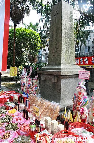 2011基隆中元祭-異國靈情法國公墓祭祀047.JPG