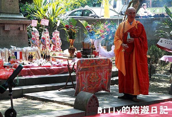 2011基隆中元祭-異國靈情法國公墓祭祀101.JPG