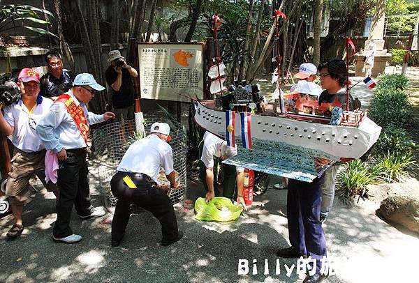 2011基隆中元祭-異國靈情法國公墓祭祀105.JPG