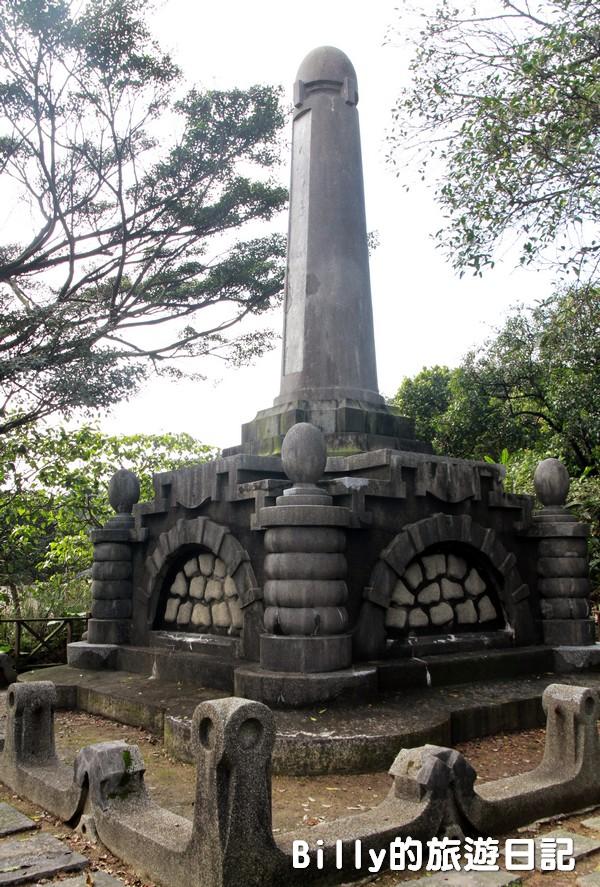 清法戰爭陣亡將士紀念碑與築港殉職者紀念碑007