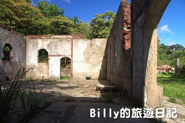 四腳亭砲台029
