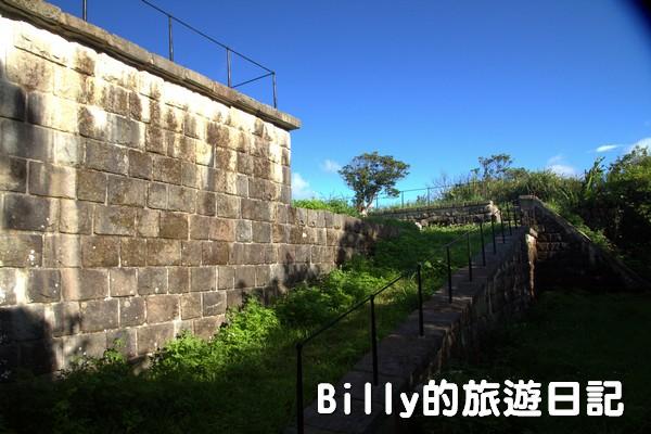 四腳亭砲台073