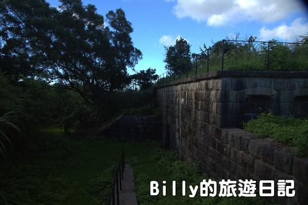 四腳亭砲台074