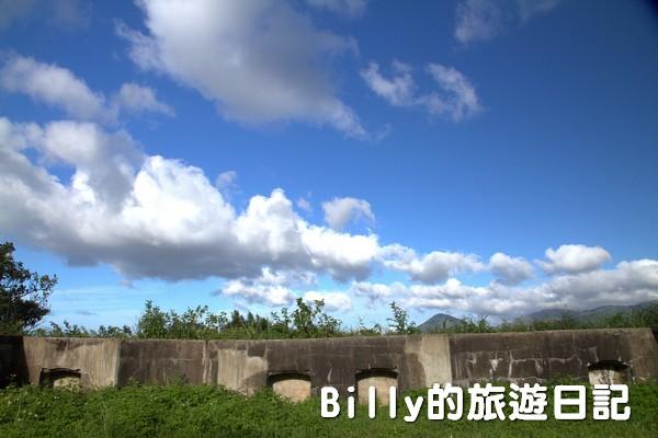 四腳亭砲台075