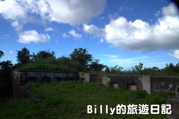 四腳亭砲台077
