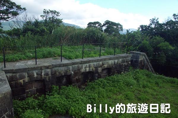 四腳亭砲台091
